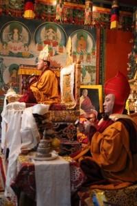 Rabjam Rinpoche  Yangsi Rinpoche