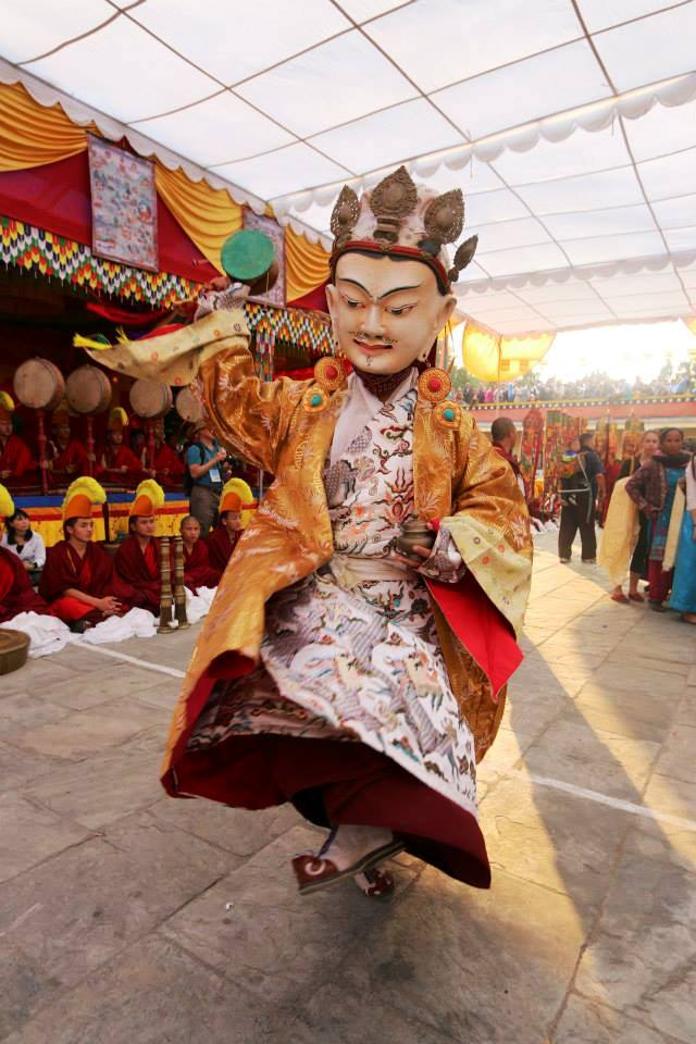 Shechen's Spring Ceremonies: Drupchens and Tsechu Cham