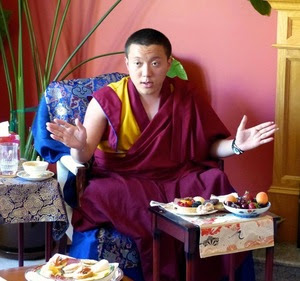 Khyentse Yangsi Rinpoche's Summer Teaching Tour