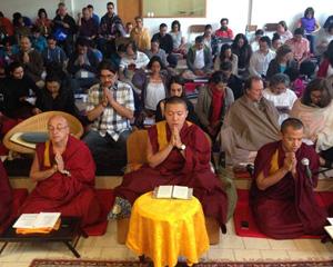 Khyentse Yangsi Rinpoche's Summer Teaching Tour