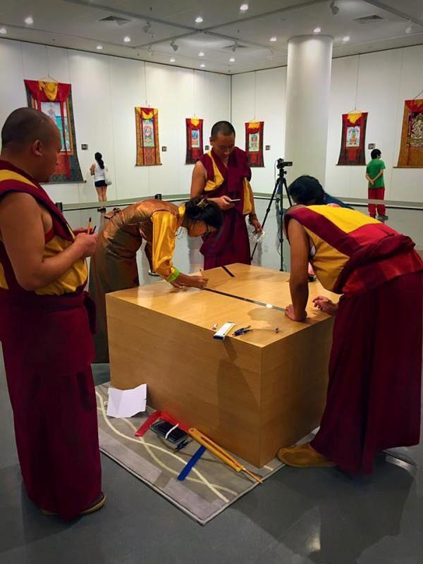 Graduate artists - Tsering Art School