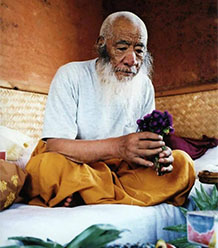 Kyabje Chatral Sangay Dorje Rinpoche
