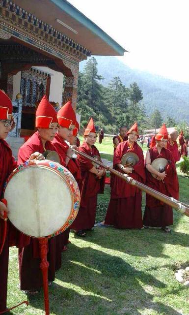 Nuns from Sissinang