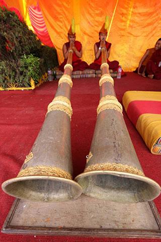 Drupchen ceremonies
