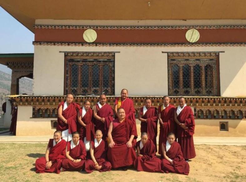 Shechen Nuns