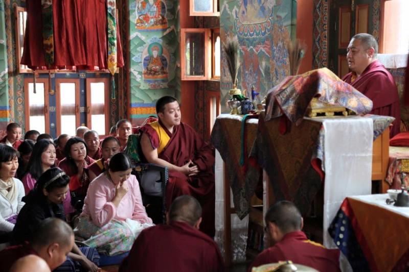 Shechen Bhutan