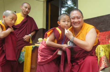 Shechen Ramjam Rinpoche