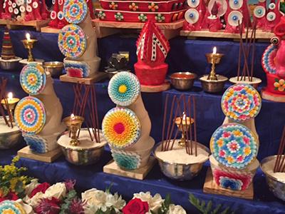 Parinirvana Ceremony