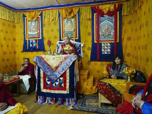 Dilgo Khyentse Rinpoche 25th Anniversary of Mahaparinirvana