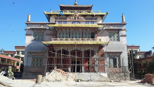 Nepal Reconstruction
