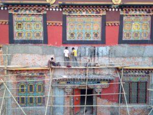 exterior reconstruction