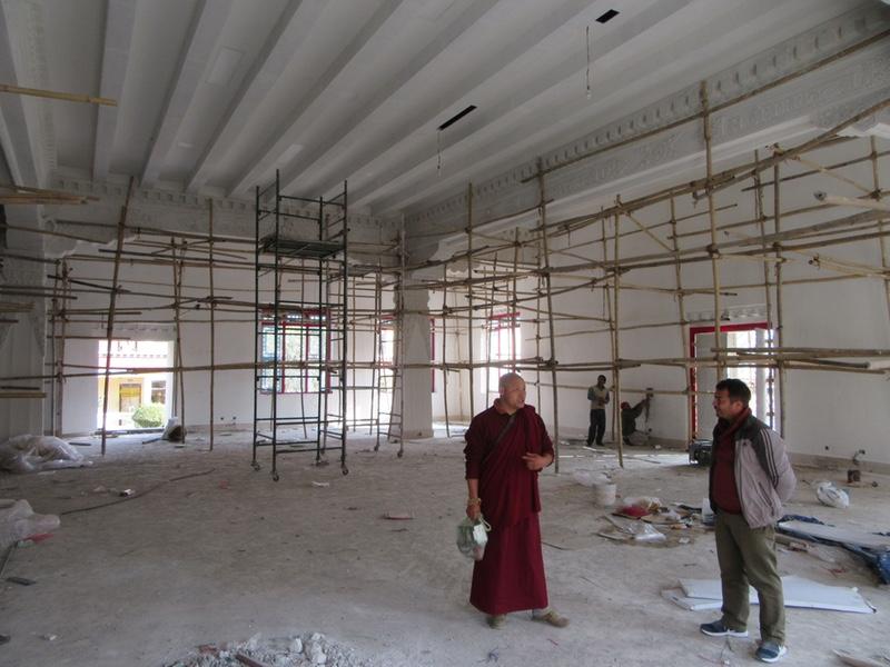 Shechen Restoration