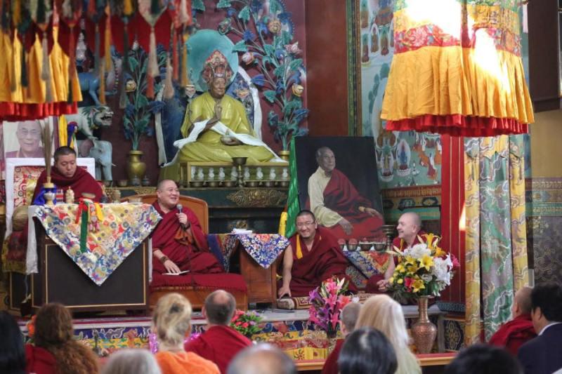 Shechen Bodhgaya Seminar