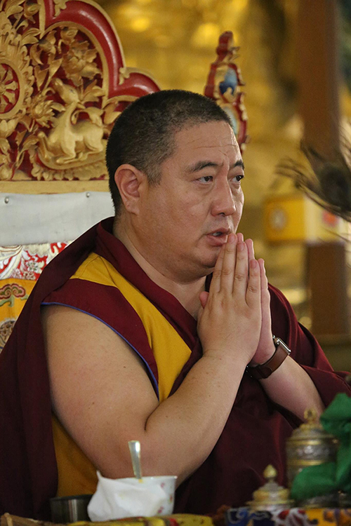 Rabjam Rinpoche 2017