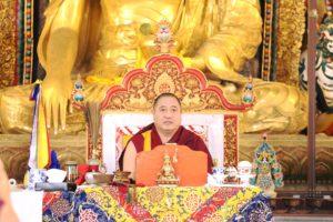 Shechen Rabjam Rinpoche empowerment #1