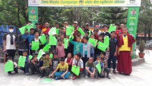 Zero waste campaign