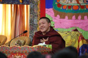 Dilgo Khyentse Yangsi Rinpoche